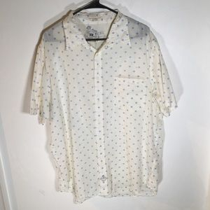 Awesome Button Down Shirt Size XL ST17